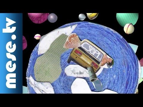 Vörös István: A roller (animáció, vers gyerekeknek)