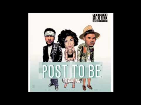 POST TO BE(feat.Chris Brown & Jhene Aiko)/omarion (SPREAD REMIX)JAPANESE COVER