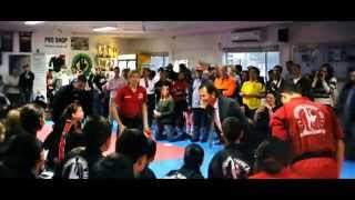 Australian Martial Arts June 2014 Black Belt Grading