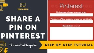 SEND PINTEREST PIN EMAIL: HOW DO I SHARE PINTEREST PINS BY EMAIL? - Pinterest Tutorial