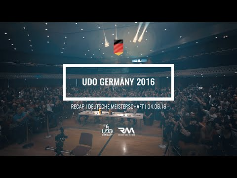 UDO GERMANY 2016 - Deutsche Meisterschaft (Official Recap) // by Roschkov Media