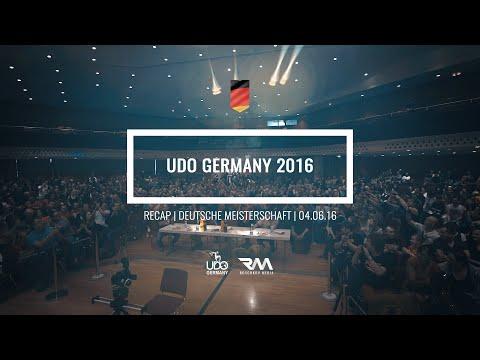 UDO GERMANY 2016 - Deutsche Meisterschaft [Official Recap] FullHD