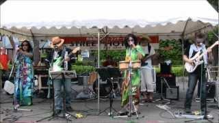 飛騨高山まちなみコンサート2012 第7回Street Hot Spot 高山陣屋前広場.