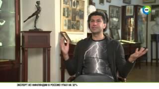 'Большое интервью: Н Цискаридзе', ТВ 'МИР 24', 22.10.2015