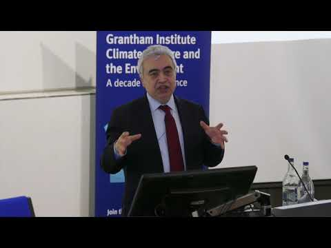 Global energy markets: today and tomorrow | Dr Fatih Birol