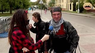 Как настоящие панки в Беларуси празднуют 9 мая / парад на День Победы в Беларуси