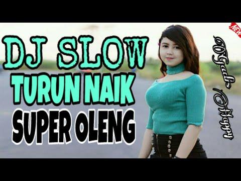 DJ SLOW TURUN NAIK SUPER OLENG