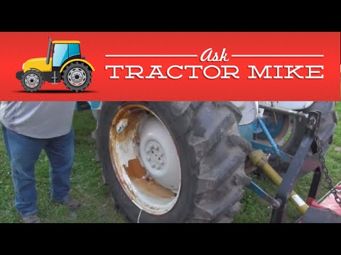 Buying a Used Tractor Off the Internet