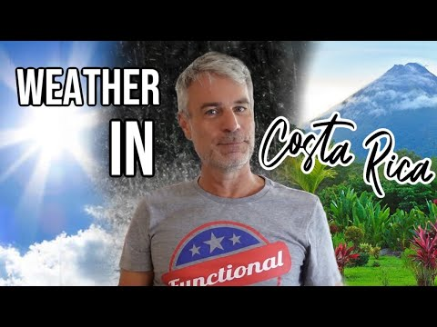 Which Month To Visit Costa Rica? | Weather in Costa Rica!