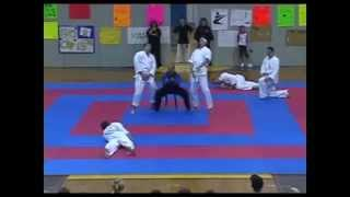 Ti Kwan Leap-Boot to the Head skit and song
