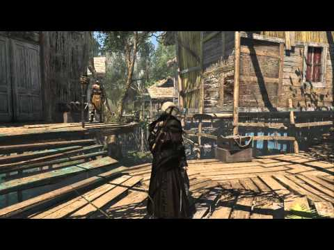 Assassin's Creed 4 Black Flag - Templar Hunt 01 - Opia Apito
