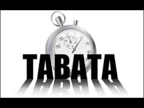 tabata song mix by kris  20sec/10sec