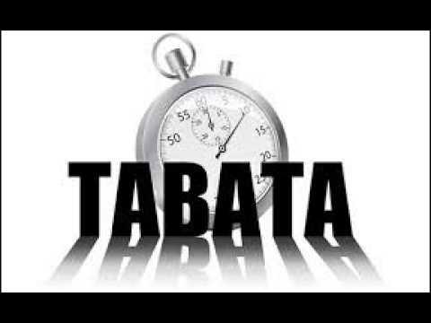 tabata song mix by kris20sec/10sec