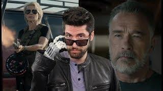 Terminator: Dark Fate - Trailer (My Thoughts)