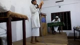 പരിമളം വീശുന്നൊരു റൗളാ.. എന്ന സുന്ദരമായ ഗാനവുമായി ഒരു കൊച്ചു പാട്ടുകാരൻ