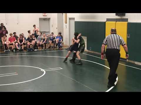 Pierce school meet vs Berkley middle school