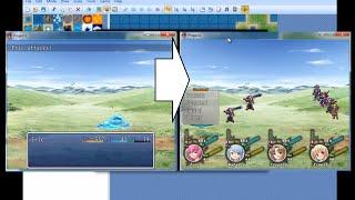 RPG Maker VXA Scripts Tutorial: Side Battlers + HUD (1)