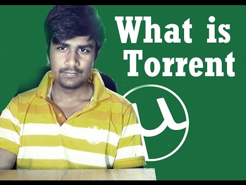 What is Torrent ? | How it works (In Hindi)