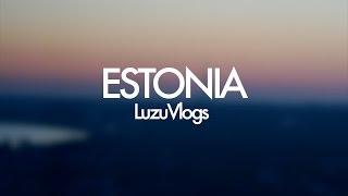 EN ESTONIA AMANECE A LAS 4AM - LuzuVlogs