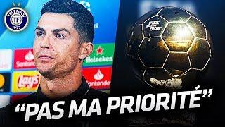 Le BALLON D'OR n'intéresse plus Ronaldo ?! – La Quotidienne #562