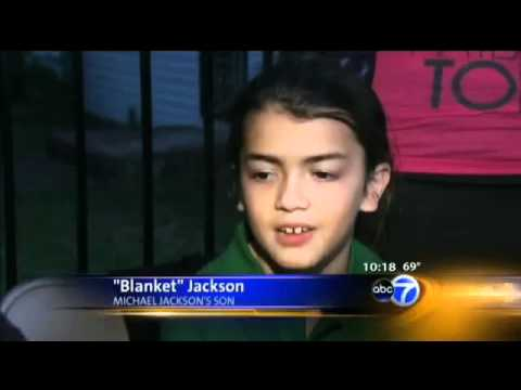 Prince Michael Jackson Ii Talks About His Daddy Michael