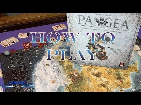 How to Play Pangea - Tutorial and Set Up thumbnail