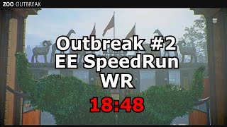 Outbreak 2nd Easter Egg Solo Speedrun World Record 18:48 operation excision