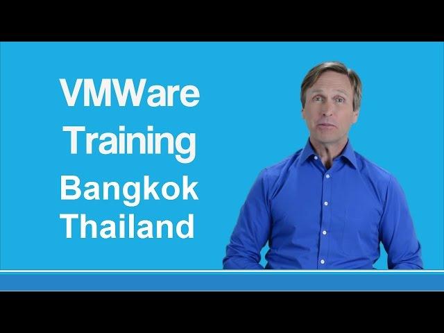VMware Certified Bangkok Thailand