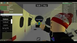 Roblox Terminal Railways DB/NS Class 403/406/407 ICE 3 Rozlyn to Alyard East