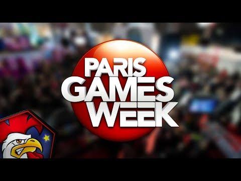 On a testé la PGW (Paris Games Week - Salon du jeux vidéo)