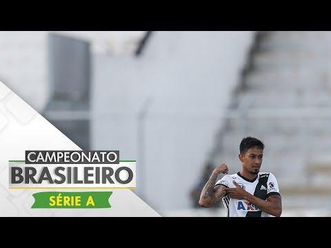 Melhores Momentos - Gols de Ponte Preta 3 x 2 Chapecoense - Campeonato Brasileiro (11/06/2017)