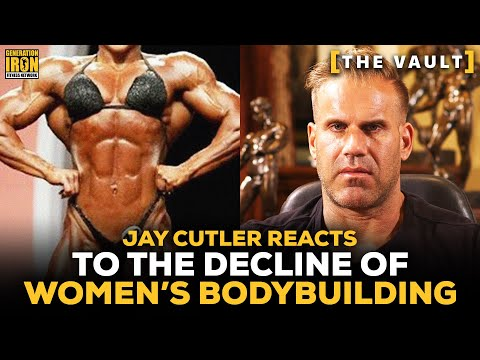 Jay Cutler Reacts To The Decline Of Women's Bodybuilding & How It Can Get More Attention