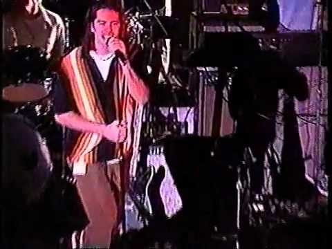 Dishwalla 'Pretty Babies' 1996 live from Campbell University, NC concert performance