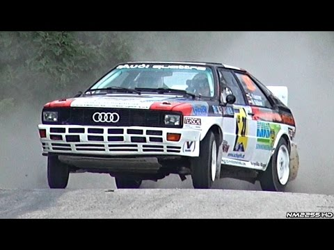 13° Rally Legend 2015 - 11mins Of PURE Car Sounds & Show!!