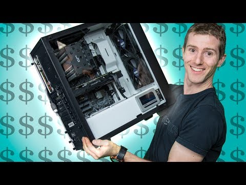 BLD an Affordable Gaming PC! - NZXT BLD Showcase