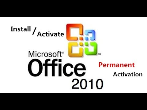 How to install activate office 2010 on windows 8 1 youtube - Installer office 2010 sur windows 8 1 ...