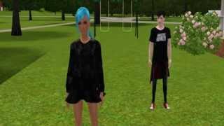 The sims3 Скажи пока не поздно (10 серия заключительная)