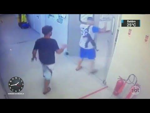 Polícia divulga imagens do sequestro de médico no Rio de Janeiro | SBT Notícias (19/10/17)