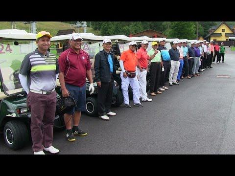 Central Europe Golf Tour 2015. Poland, Slovakia, Hungary.