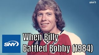 Oh Yeah…1984: Billy Smith VS Bobby Clarke