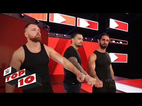 Top 10 Raw moments: WWE Top 10, October 23, 2018