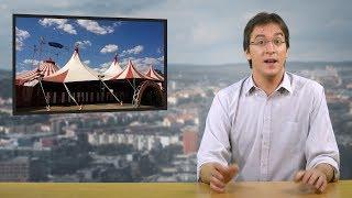 Ochrana zvířat versus cirkusy a Čína ➠ Zpravodajství Cynické svině