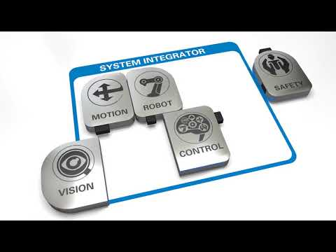 Omron Integrated Robotic Automation Solution