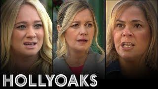 Hollyoaks: Diane Vs Myra Vs Leela