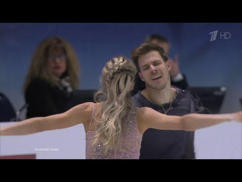 Виктория Синицина и Никита Кацалапов - победители чемпионата Европы 2020! Произвольный танец