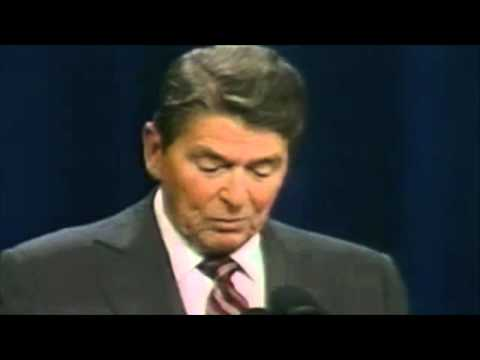 BEST VERSION: Reagan on Amnesty & Illegal Immigration