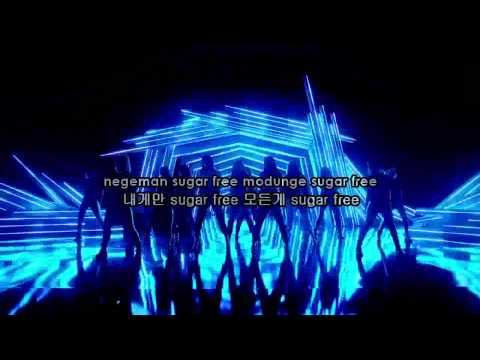 T-ARA (티아라) - Sugar Free (슈가프리) Karaoke