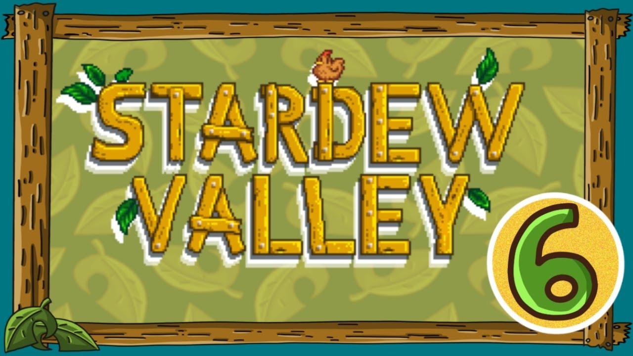 STARDEW VALLEY 🌿 STREAM #6 - Brauche ich eine Therapie?