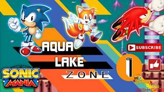 Aqua Lake Act 1 - Sonic Mania Remix