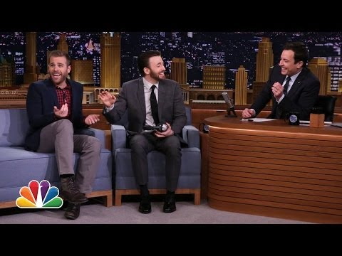 Sibling-wed Game with Scott and Chris Evans, Part 2